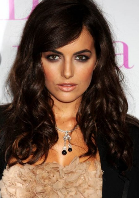 fall 2013 hairstyles for oblong faces short hairstyle 2013