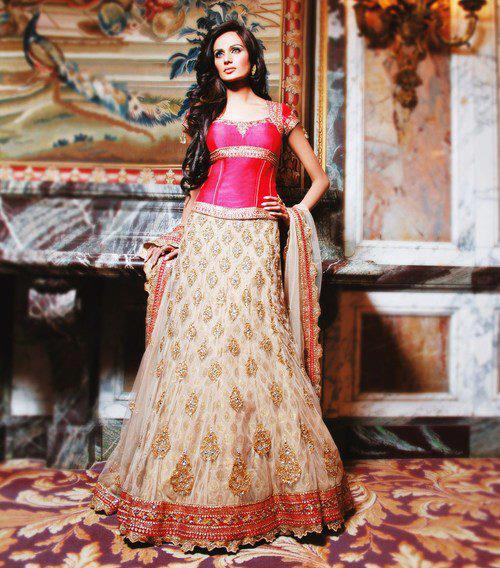 latest-bridal-dress-for-women 2013