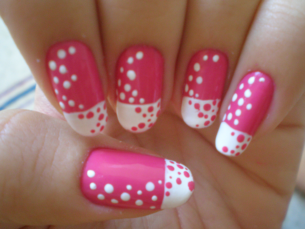 Stylish Nail Art Designs Ideas for Girls 2013