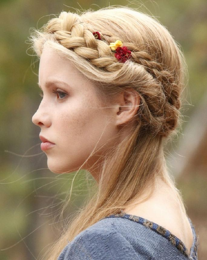 Girls Braided Hairstyles for Long Hair
