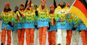 sochi germany uniforms