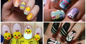 Easter Nail Art Idea