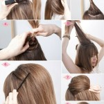 Easy Hairstyles To Do At Home 11