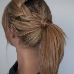 Easy Hairstyles To Do At Home 16