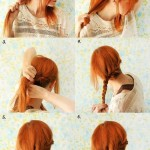 Easy Hairstyles To Do At Home 17