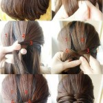 Easy Hairstyles To Do At Home 18