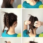 Easy Hairstyles To Do At Home 19