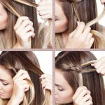 Easy Hairstyles To Do At Home 3