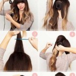 Easy Hairstyles To Do At Home 9