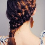 Cute Hairstyles For School 5