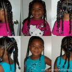 Cute Hairstyles For School 8