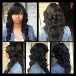 Quick Weave Hairstyles 12