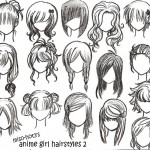 Anime Hairstyles 2