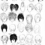 Anime Hairstyles 16