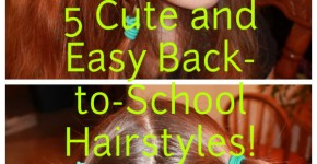 Cute Easy Hairstyles 10