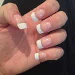French Nail Manicure 15