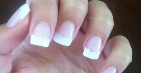 French Nail Manicure 18