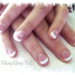 French Nail Manicure 7