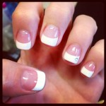 French Nail Manicure 8