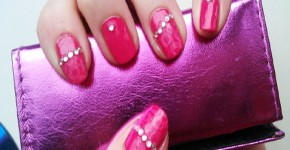 Nail Ideas With Diamonds 8