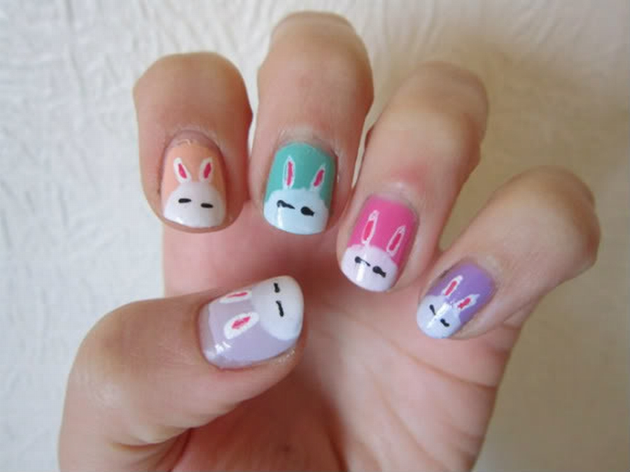 Cute And Easy Nail Polish Ideas Inkcloth