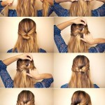 Cute Quick Hairstyles 8