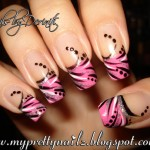 Hand Painted Nail Designs 2