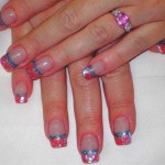 Hand Painted Nail Designs 13