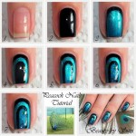 Hand Painted Nail Designs 15