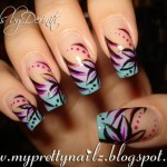Hand Painted Nail Designs 3