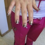 Hand Painted Nail Designs 4