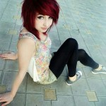 Short Emo Hairstyles 12