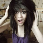 Short Emo Hairstyles 5