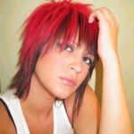 Short Emo Hairstyles 6