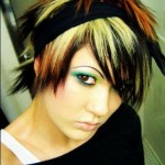Short Emo Hairstyles 8