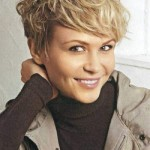 Short Hairstyles For Thick Hair 12