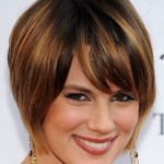Short Hairstyles For Thick Hair 5