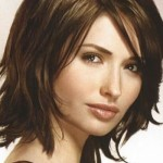 Short Hairstyles For Thick Hair 8