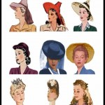 1940s Hairstyles Picture-1