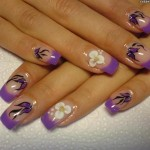 Acrylic Nail Design Ideas 17
