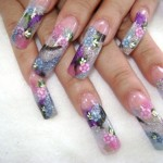 Acrylic Nail Design Ideas 8