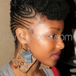 African Braids Hairstyles Image