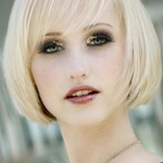 Chin Length Hairstyles 12