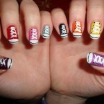 Cool Nail Polish Ideas Picture-1