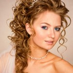 Curly Wedding Hairstyles 2