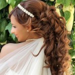 Curly Wedding Hairstyles 12