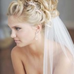 Curly Wedding Hairstyles 3