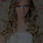 Curly Wedding Hairstyles 4