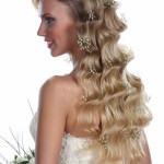 Curly Wedding Hairstyles 7