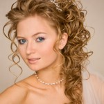 Curly Wedding Hairstyles 8